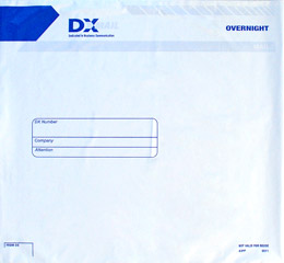 Overnight Envelope A3PP